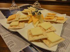 料理メニュー写真チーズ&スナック