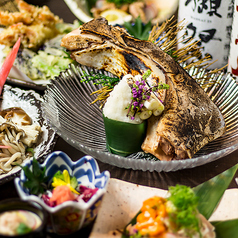 居酒屋 宇和島 梅田茶屋町店のコース写真