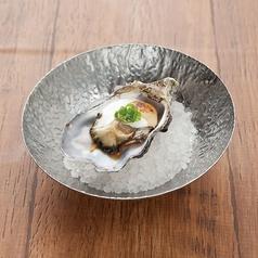 炙り漬け牡蠣