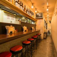 新宿歌舞伎町の区役所通り、落ち着く空間のお店です。♪