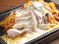 料理メニュー写真丹沢チーズナポリタン