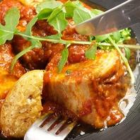 豚バラ肉のトマトビール煮
