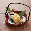 料理メニュー写真牡蠣の天ぷら