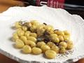 料理メニュー写真ゴルゴンゾーラとイチジクのニョッキ