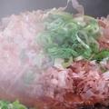 料理メニュー写真【創作お好み焼】ほくほくスジじゃがのおふくろ焼