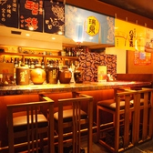 南国食堂 首里 横浜モアーズの雰囲気3
