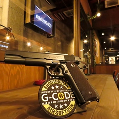 SHOOTING BAR G-CODE シューティングバー ジーコードの写真