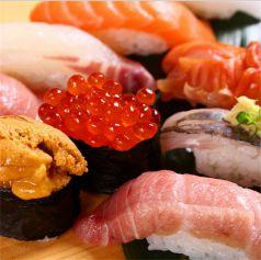 江戸前 びっくり寿司 恵比寿店のおすすめポイント1