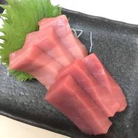 市場から仕入れる海鮮はとっても新鮮!!