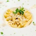 料理メニュー写真ペンネゴルゴンゾーラ《Gorgonzola penne》