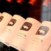 ワインも多数取り揃えています。