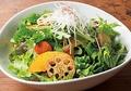 料理メニュー写真4代目トラジサラダ