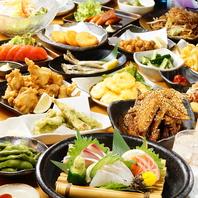 食べ飲み放題コースは特典ご予約ご利用で3200円~!