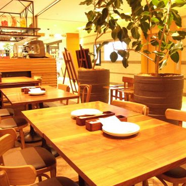 Awkitchen エーダブリューキッチン Nicot 二子玉川店の雰囲気1