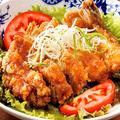 料理メニュー写真油淋鶏