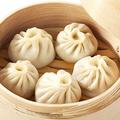 料理メニュー写真小籠包(3個)/海老蒸し餃子(4個)/フカヒレ入り蒸し餃子(4個)