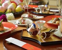 日本料理 明石 第一ホテル東京の写真