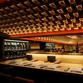 【カウンター席】1~2名様用のお席は少人数でのお食事やデート、お一人様でのご利用にぴったりのお席です。和の雰囲気を感じられる、落ち着いた大人の空間でお食事、飲み会をお楽しみください。