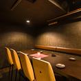 梅田での飲み会、宴会なら当店におまかせください!東梅田駅から徒歩1分の好立地なので急な飲み会や遅くまで飲み会をしたい方にも最適です◎