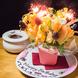 パティシエ特製ホールケーキ&フルーツブーケ