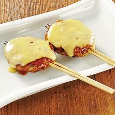 つくね串(チーズ) 2本