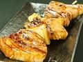 料理メニュー写真豚ロース/豚とろ/豚たん/ガツ