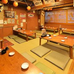 海鮮居酒屋 うお八 渋谷道玄坂店の雰囲気1