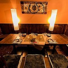 洗練されたデザイナーズ個室は、女子会やデートにもぴったり!周囲を気にせず、皆さまだけの時間をお過ごし頂けます。!♪【浜松 肉バル チーズフォンデュ ラクレットチーズ 女子会 飲み放題 食べ放題 食べ飲み放題 イタリアン  誕生日 記念日 合コン】
