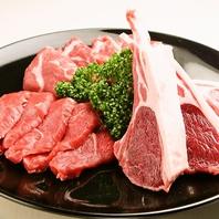 大好評の【店主いちおしお肉セット】まずはここから!