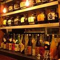 日本全国から厳選した食材を使用した絶品料理の数々。お料理に合うお酒も多彩にご用意しております。お料理、お酒をごゆっくりお楽しみください。