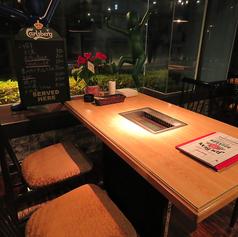 熟成焼肉 稲垣の雰囲気1