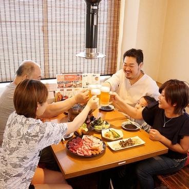 焼肉センター かるび家 武庫之荘の雰囲気1