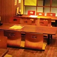 人数に応じてお席のご用意が可能です!最大70名までOKのお部屋もご用意しております。