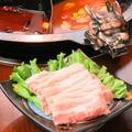 料理メニュー写真豚肉