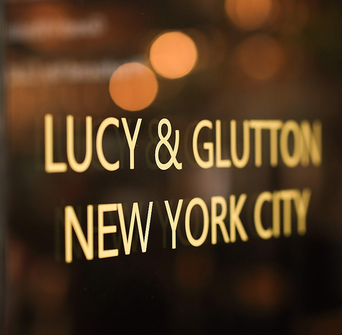 """""""Lucy&Glutton.NYC ルーシー&グラットン"""""""