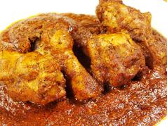 料理メニュー写真チリソースのチキン~(豚ひき肉とキューバ煮込み) ★週替わり煮込み料理の1つ