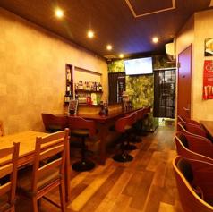 Cafe&Bar ZEN カフェ&バー ゼンの雰囲気1