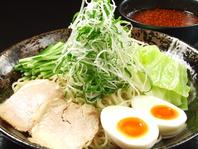 ばくだん屋人気の【廣島つけ麺】