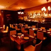 【テーブル席】パーティも承ります。貸切は2フロアで最大120名様までOK!