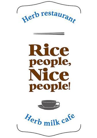 Rice people Nice people(ライスピープル ナイスピープル) KITTE博多/マルイ