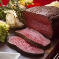 料理メニュー写真ブラックアンガス牛ハラミのグリル <150g>
