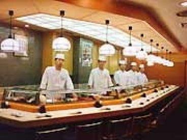 築地寿司清 築地新館の雰囲気1