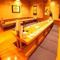 最大36名様までOKの大宴会場は、会社宴会に◎板前がいるお町の酒場「庄や」。豊富なメニューとドリンクの数々に、仕入れからこだわった新鮮な魚介類を提供いたします。変わらないおいしさと、月替わりのイベントメニューで何度でも行けちゃいます!岡山駅西口からすぐ!ぜひご来店ください!ランチも好評中です♪