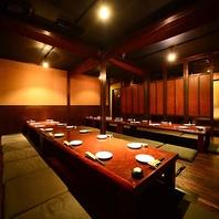 最大70名様までご利用頂ける空間 刈谷で宴会なら当店で
