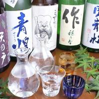 全国各地の日本酒・焼酎が楽しめます!