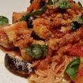 料理メニュー写真トマトソースベース