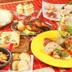 七輪焼鳥バル FUNKY JUNK FULL CHICKENのおすすめ料理1