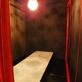 キャプションは写真は6名様完全個室★何名様でも完全個室へご案内★