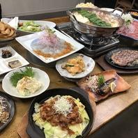 腕利き調理師による本格洋食と中華料理をご堪能ください