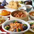 種類豊富な本格中華料理を取り揃えております◎